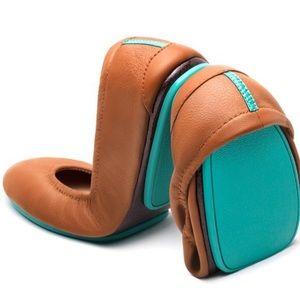 Tieks Chestnut Brown Classic Ballet Flats 11